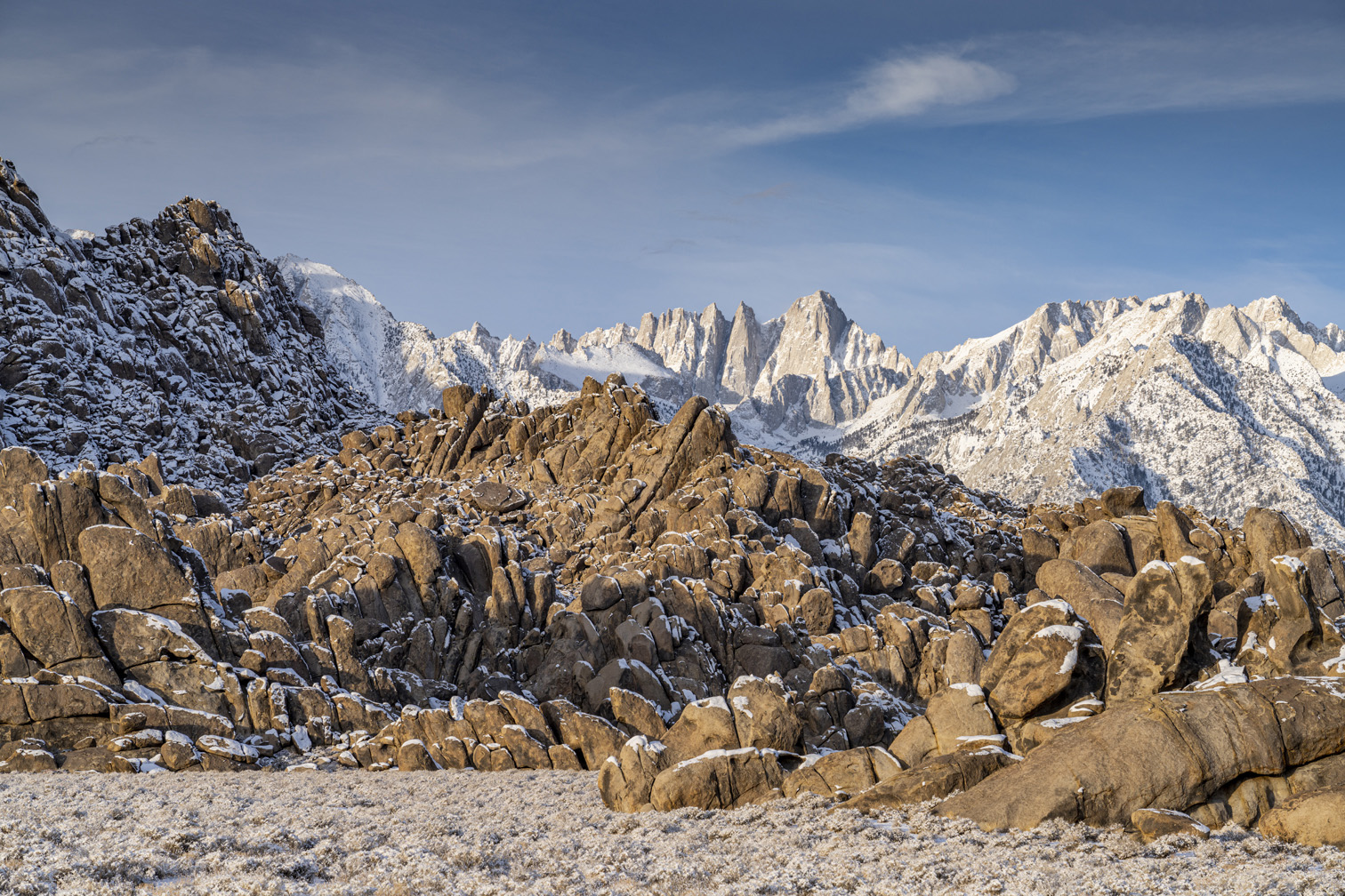 Alabama Hills/ Mt. Whitney