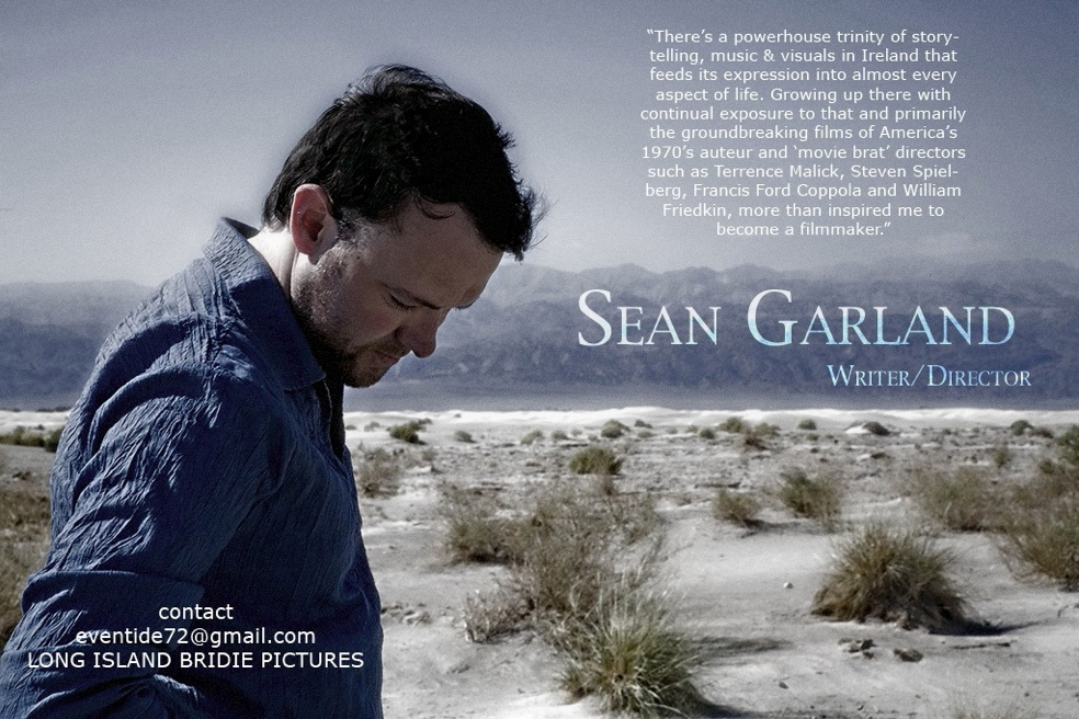 Sean Garland Filmmaker