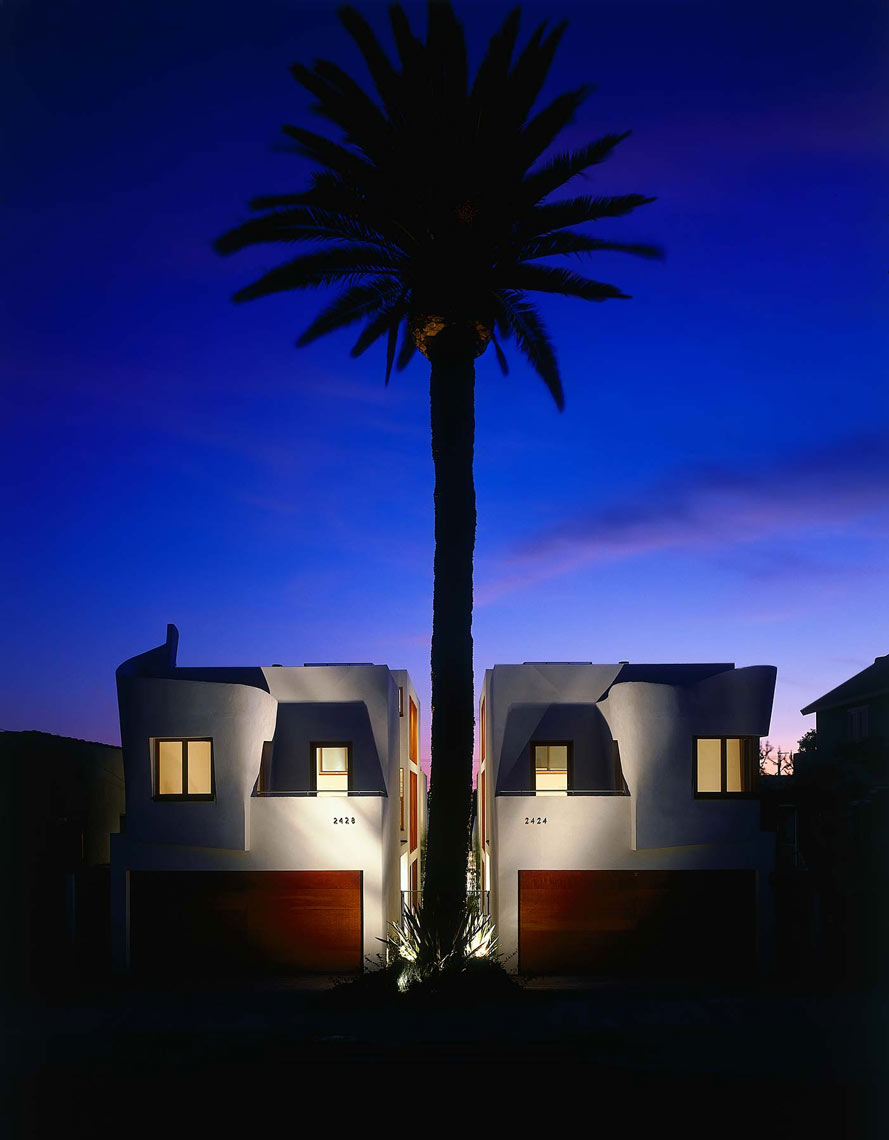 Jesse Bornstein Architect Santa Monica Homes